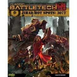 Classic Battletech: Jihad Hot Spots: 3072