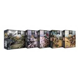 2GM Tactics + 5 Expansiones + Extras KS