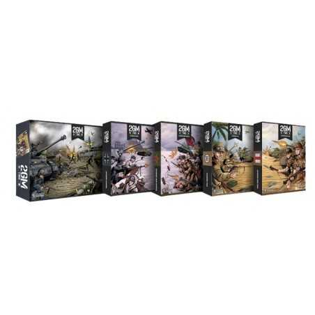 2GM Tactics + 4 Expansiones + Extras KS