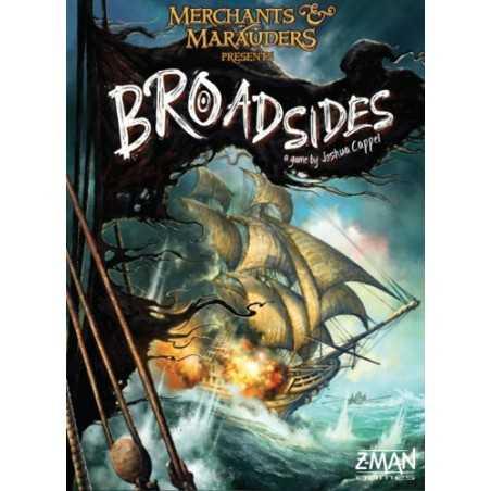 Merchants and Marauders Broadsides