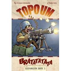 Bratatata Expansión para Topoum
