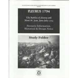 Fleurus 1794 Napoleon's Last Gamble Expansion