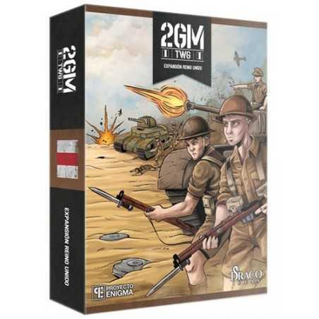 Expansión Reino Unido 2GM Tactics