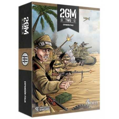 2GM Tactics Italy Expansion (ENGLISH)