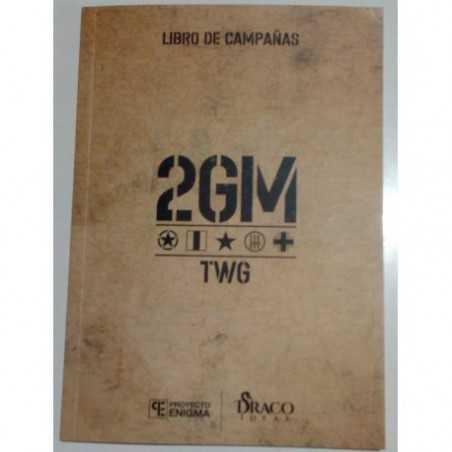 Libro de campañas 2GM Tactics