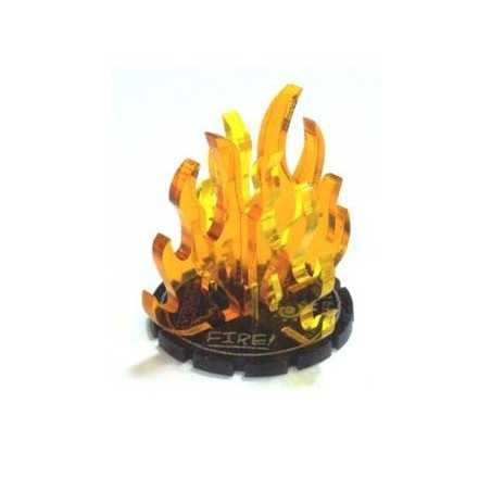 HeroClix 3D Effects Fire