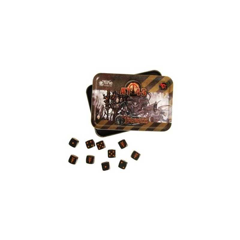 AT-43 Therians Dice Tin