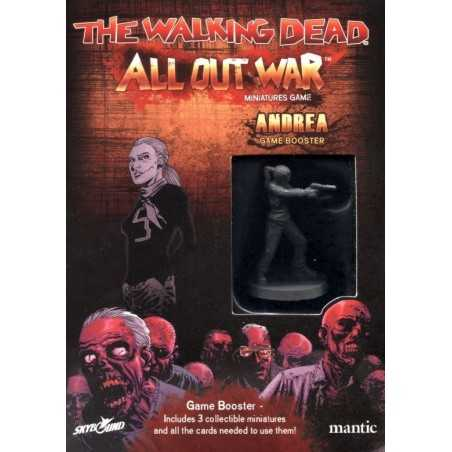Andrea Game Booster WALKING DEAD