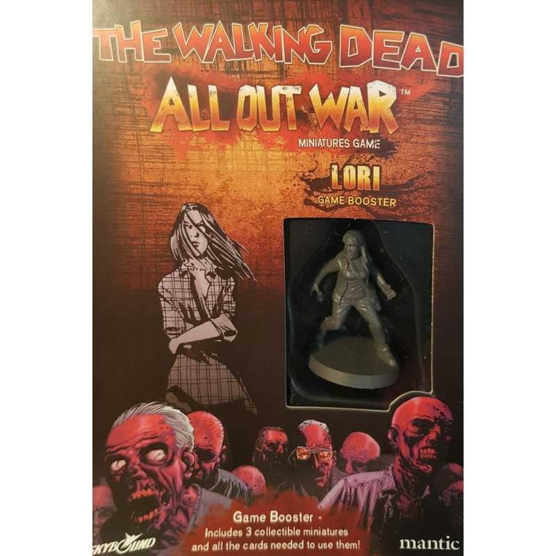 Lori Game Booster WALKING DEAD