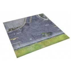 WALKING DEAD Deluxe Mat Game