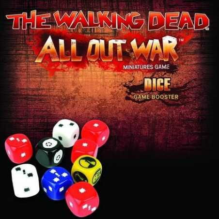 DICE Game Booster WALKING DEAD