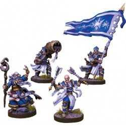 Grupo de mando de infantería de Daqan Runewars