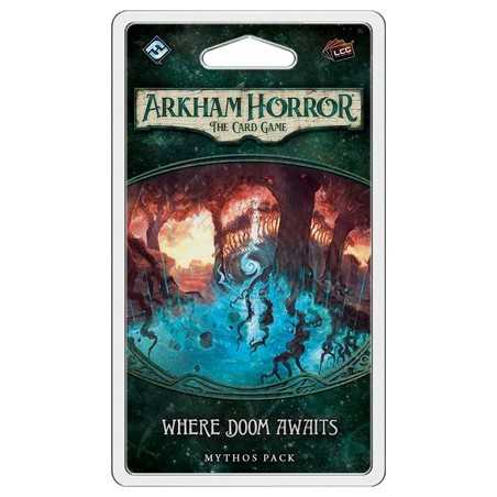 Where Doom Awaits Arkham Horror The Card Game (English)
