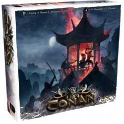 Conan The Tower of Khitai