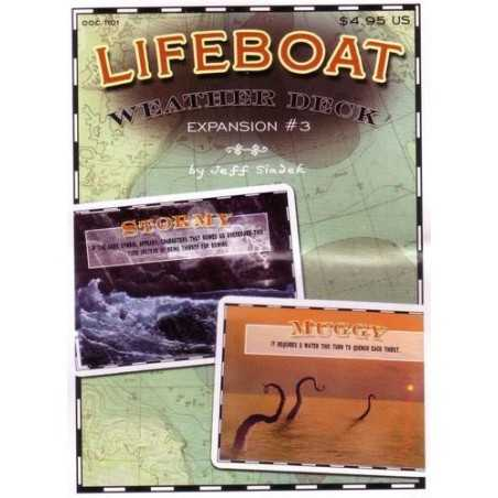 Expansión Clima para Bote Salvavidas 2ª Edición