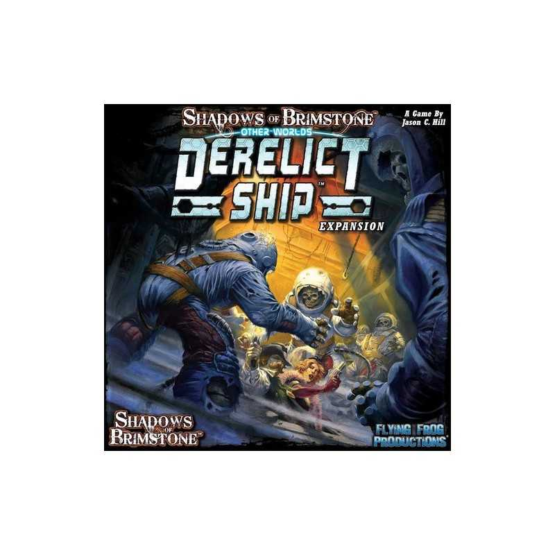 Derelict Ship Shadows of Brimstone expansion