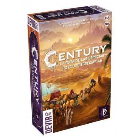 Century La ruta de las especias
