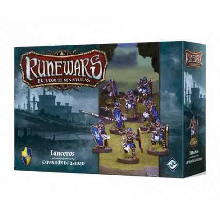 Lanceros Runewars
