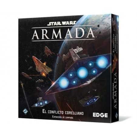 El conflicto corelliano Armada