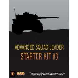 Advanced Squad Leader ASL Starter Kit 3