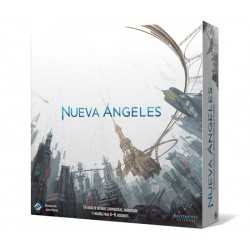Nueva Ángeles Android: Netrunner