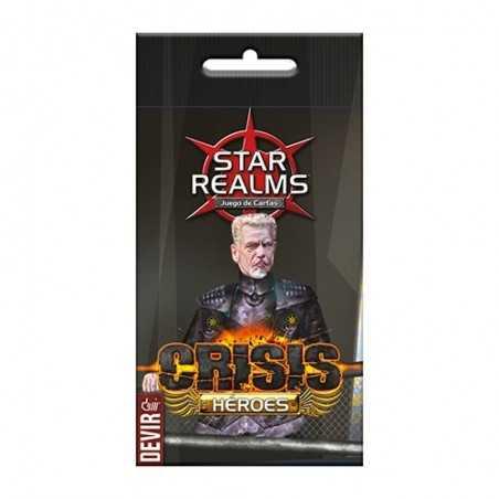 Star Realms Crisis HÉROES DEVIR