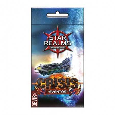 Star Realms Crisis Eventos DEVIR