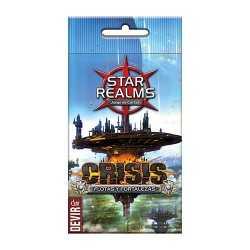 Star Realms Crisis FLOTAS Y FORTALEZAS DEVIR