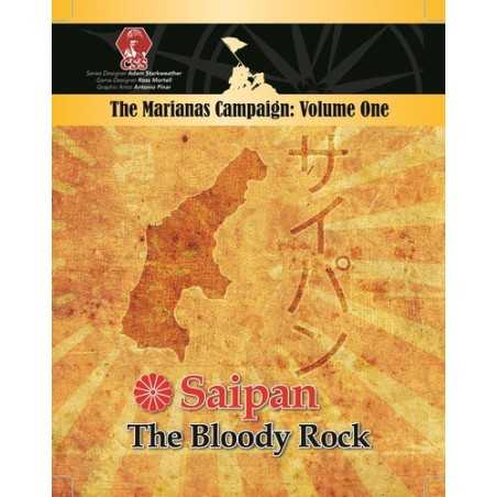 Saipan The Bloody Rock