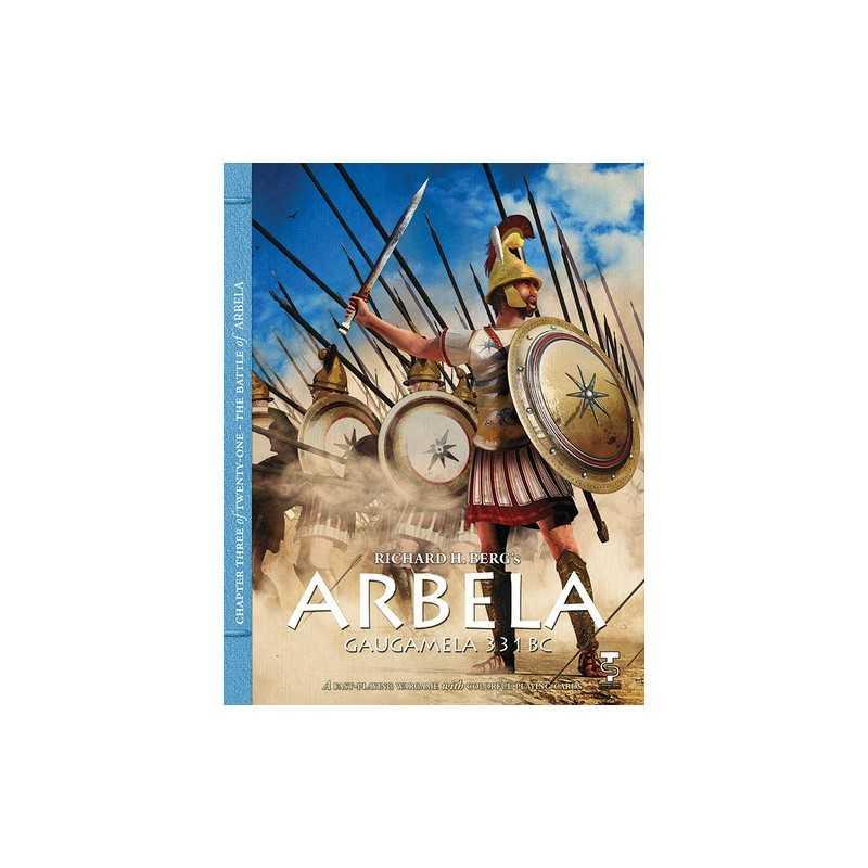 Arbela Gaugamela 331 BC