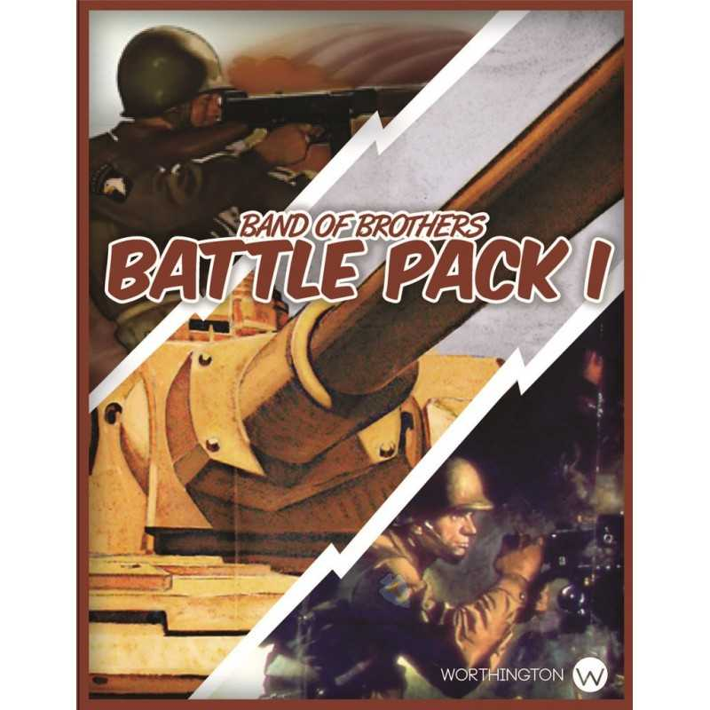 Band of Brothers Battle Pack 1 Epic Battles