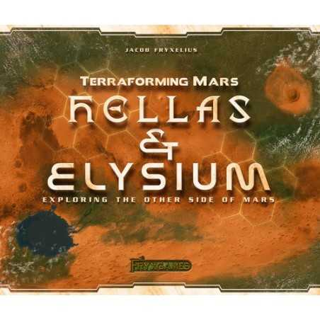 Hellas & Elysium Terraforming Mars (ENGLISH)
