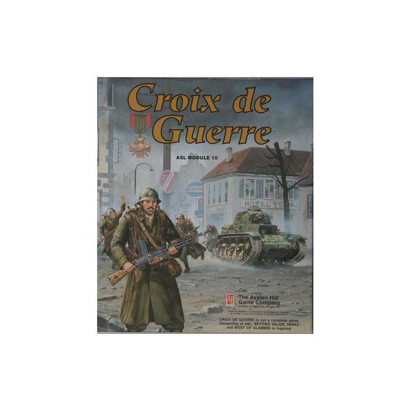 Advanced Squad Leader Croix de Guerre ASL Module 10