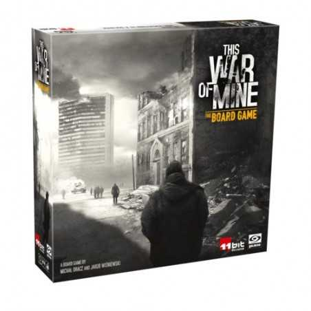 This War of Mine The Board Game (English)