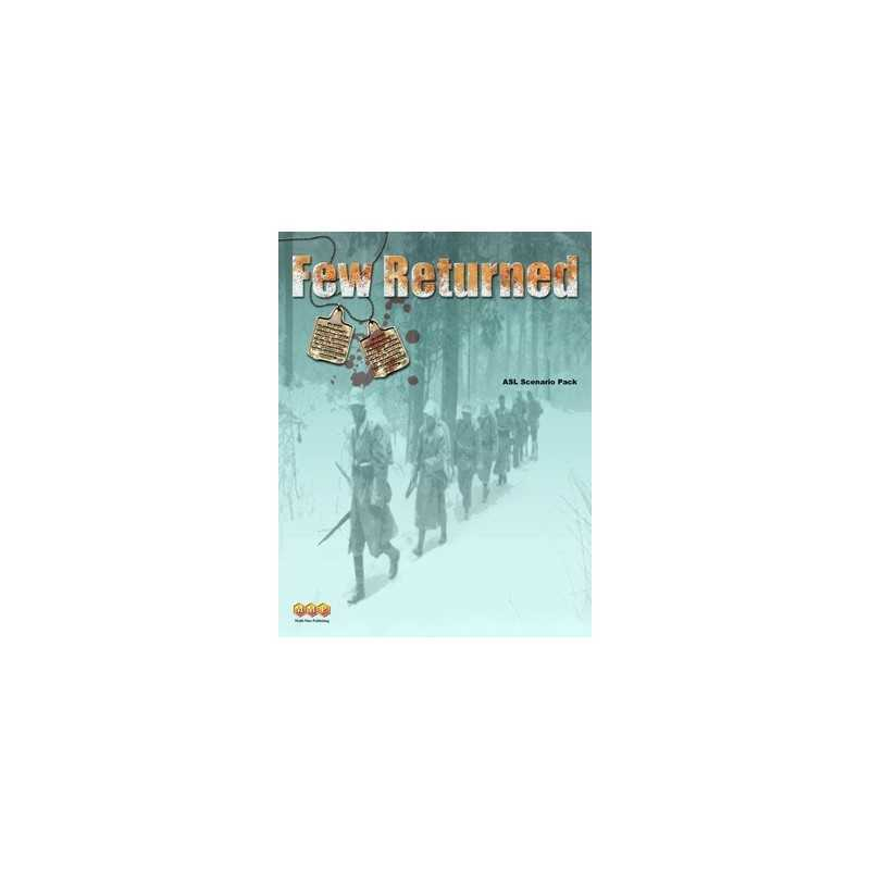 Advanced Squad Leader ASL Action Pack 3: Few Returned