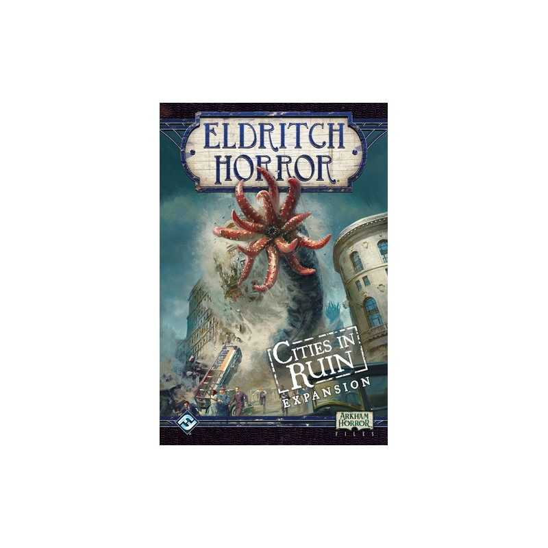 Cities in Ruin Eldritch Horror