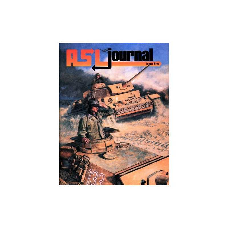Advanced Squad Leader ASL Journal 5