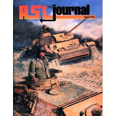 Advanced Squad Leader ASL Journal 5