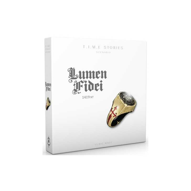 TIME Stories Lumen Fidei (English)
