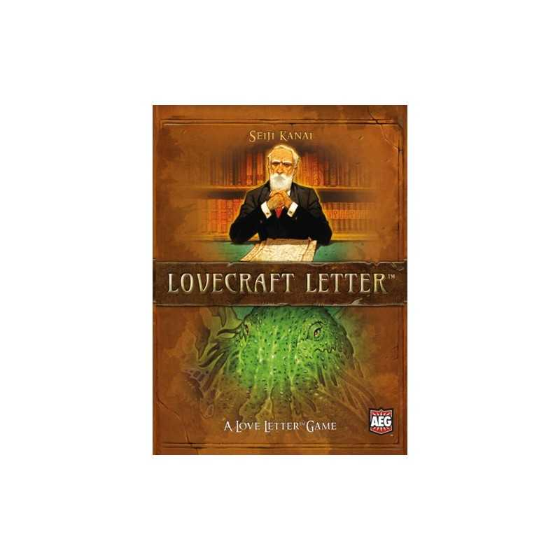 Lovecraft Letter (English)