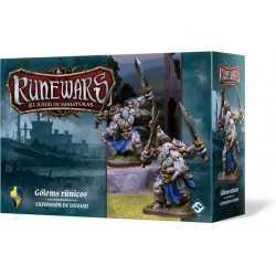 Gólems rúnicos Runewars