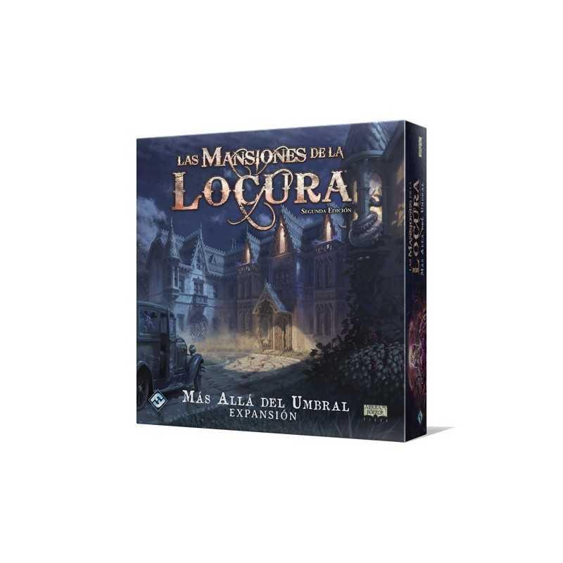 Más Allá del Umbral Las Mansiones de la Locura Segunda Edición