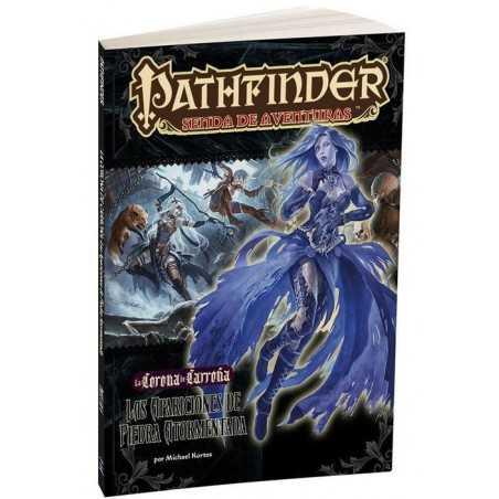 Pathfinder La corona de carroña 1 Las apariciones de piedra atormentada