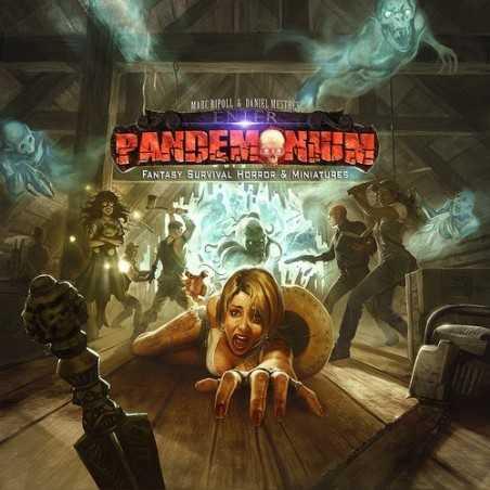 Pandemonium edición Kickstarter