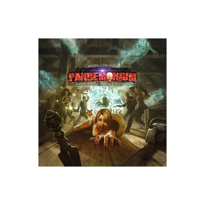 Pandemonium ENGLISH Kickstarter EDITION