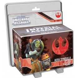 Hera Syndulla y C1-10P STAR WARS Imperial Assault