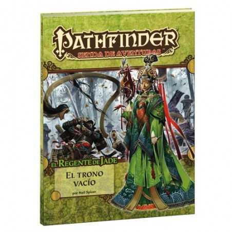 Pathfinder El regente de jade 6 el trono vacio