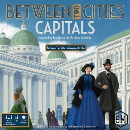 CAPITALS Between Two Cities expansion