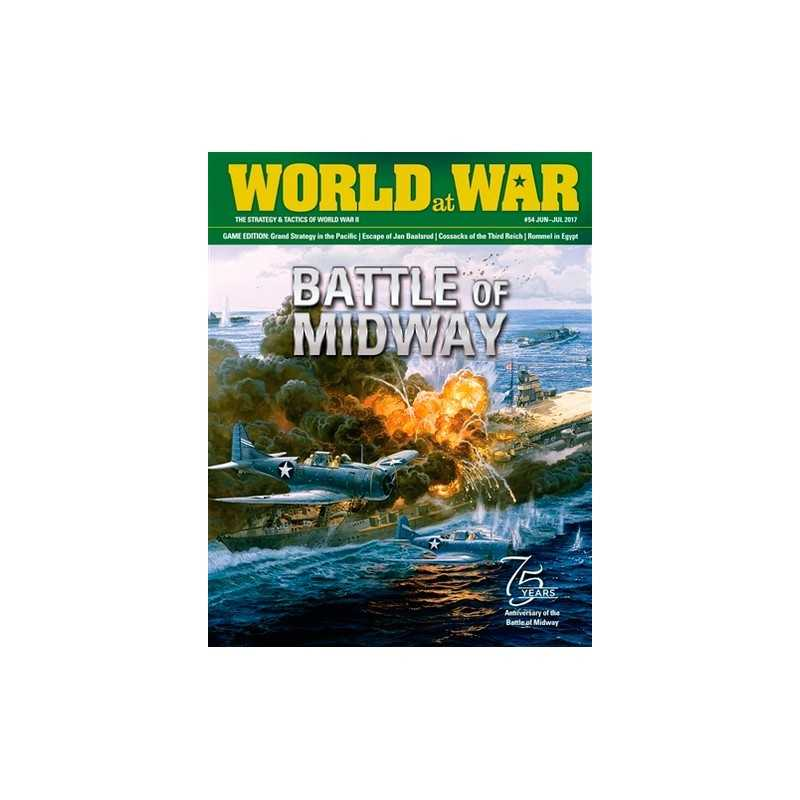 World at War 54 Midway Solitaire