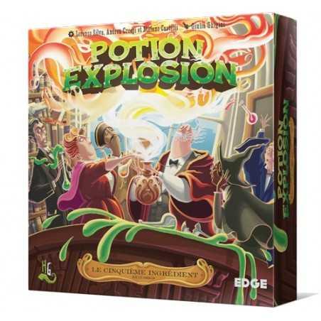 El Quinto Ingrediente Potion Explosion expansión